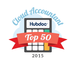 2015 Hubdoc Top 50 Cloud Accountant