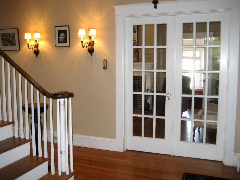 Gallery doors by murray - French doors in dining room interior design ...