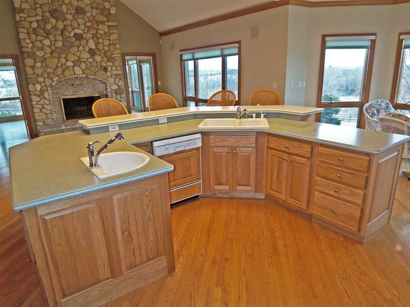Wet Bar — Kitchens by Murray