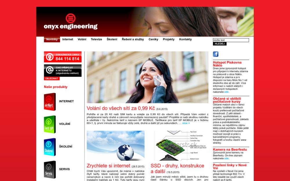 Společnost poskytuje připojení k internetu a hlasové služby pro domácnosti a firmy. Současně zajišťuje návrh, realizaci a správu datových sítí.Mezi další nabízené aktivity patří pořádání vzdělávacích kurzů a to včetně školení o kryptoměnách. - Pavelkova 598/11, 779 00 Olomouc, Česká republika
