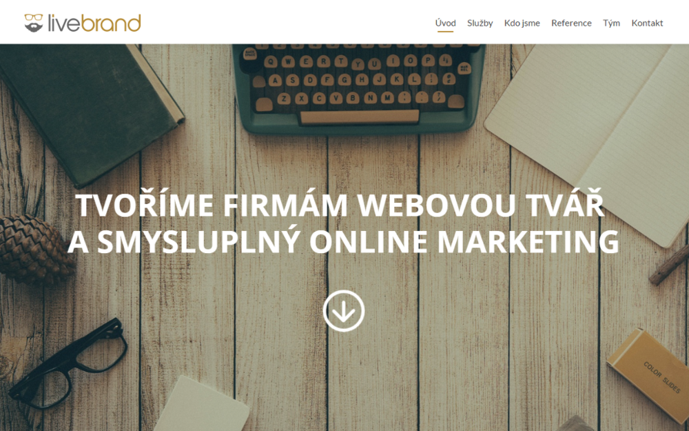 Jsme profesionálové na volné noze a dohromady tvoříme tým, který vám zajistí: Brand, webové stránky a funkční marketing.Pomáháme startupům a nadějným firmám růst. - sídlíme v Praze, Česká republika