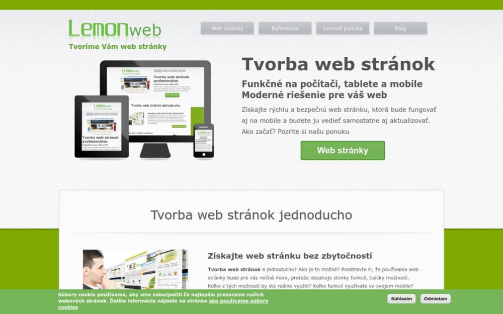 Zameriavame sa na tvorbu profesionálnych webových stránok, ich aktualizáciu, on-line marketing a poradenstvo. - Matúškovo 333, 925 01 Matúškovo, Slovenskárepublika
