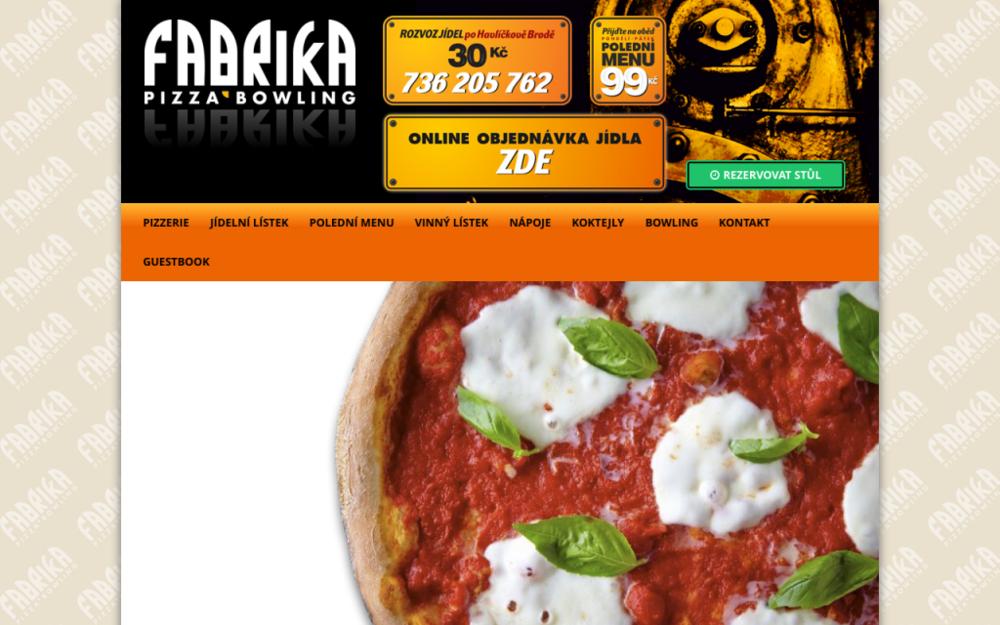 Dopřejte si originální chuť Itálie. Vyberte si ze široké nabídky pizz, těstovin, salátů nebo minutkových specialit. Vychutnejte si příjemnou atmosféru ve stylovém prostředí s příjemnou obsluhou. Pro ty z vás, kteří jsou rádi on-line, je wi-fi připojení zdarma. - Svatovojtěšská 2045, 580 01 Havlíčkův Brod, Česká republika