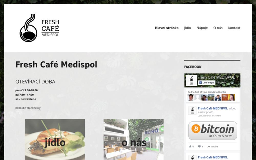 Příjemná kavárna v budově MEDISPOL v Žabovřeskách, s největší živou květinovou stěnou na Moravě. Nabízíme snídaně, svačiny, obědy, vše zdravé a z vlastní výroby. Vynikající káva Montecelio, domácí limonády a další. - Makovského nám. 2, 616 00 Brno, Česká republika