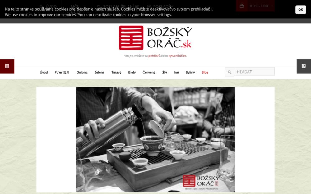 Čajovňa - obchod s čajom a čajovým príslušenstvom. - Hlavná 2954/24, 080 01 Prešov, Slovenskárepublika