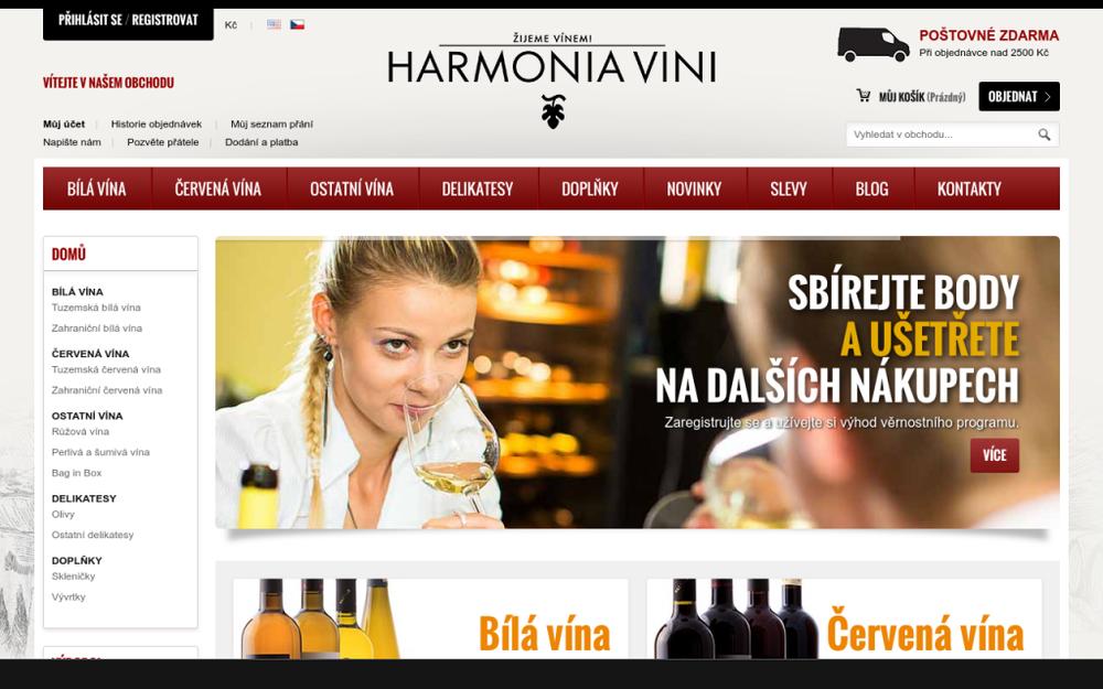 Internetový prodej vín, v nabídce máme bílá, červená, růžová, perlivá a šumivá vína. Dále nabízíme delikatesy k vínu, sklo a vývrtky. - Pátek 3, 290 01 Poděbrady, Česká republika