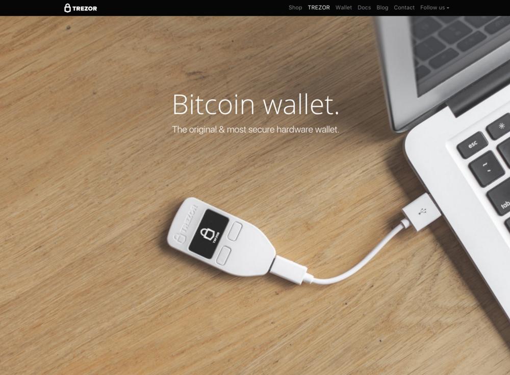 Hardwarová bitcoin peněženka TREZOR, která vám umožní provádět bezpečné transakce i na nedůvěryhodných zařízeních. - Švábky 52/2, 180 00 Praha,Česká republika