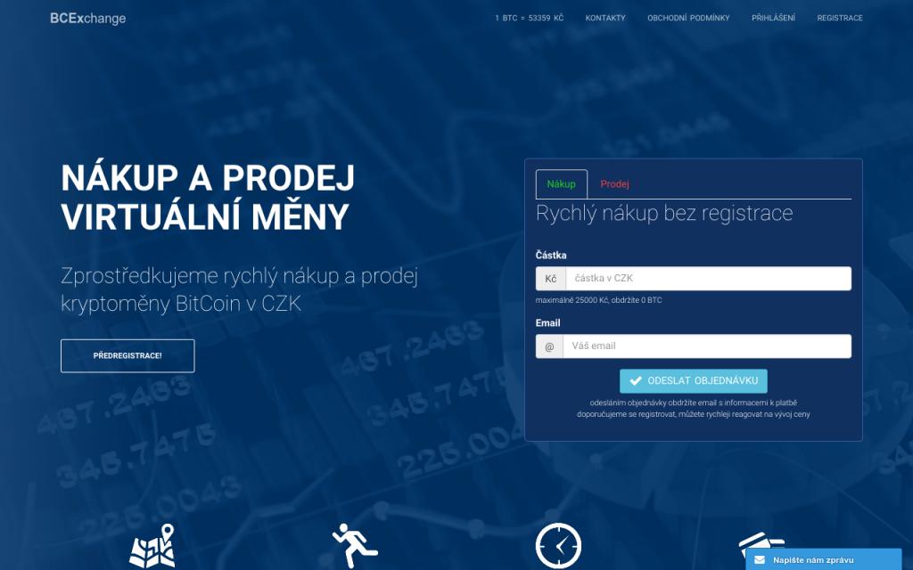 Prodej a nákup Bitcoinů a dalších kryptoměn. Registrace je jednoduchá a transakce jsou zpracovávány okamžitě. Neustále sledujeme vývoj trhu a aktualizujeme naše ceny. Jsme česká firma, neváhejte a kontaktujte náš tým nebo navštivte web. - Lindauerova 140/21, 301 00 Plzeň, Česká republika