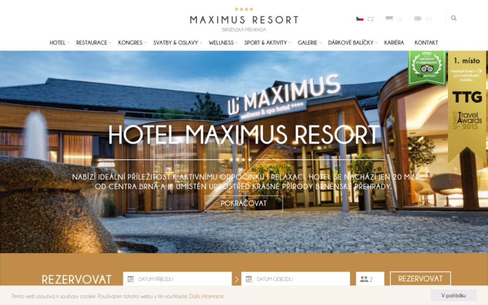 Hotelové služby, ubytování, restaurace. - Hrázní 327/4a, 635 00 Brno, Česká republika