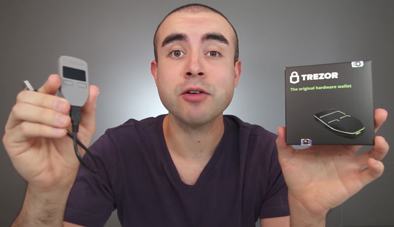 Trezor Wallet Review - Trezor Bitcoin Wallet - Immersive Tech TVPublikováno 26. 7. 2017