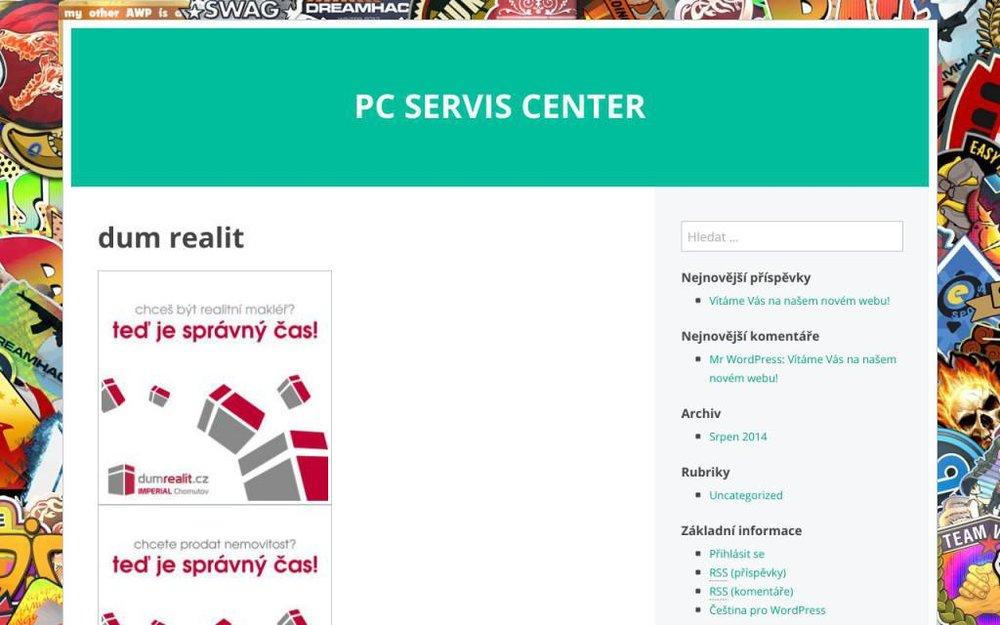 Servis PC. - Lipská 4884, 430 03 Chomutov, Česká republika