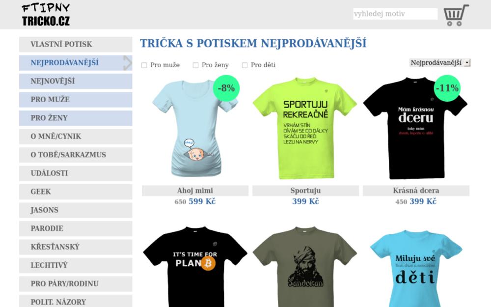 Mezi tisíci motivů na trička a mikiny najdeš i tucty bitcoinových designů. - Cejl 40/107, 602 00 Brno,Česká republika