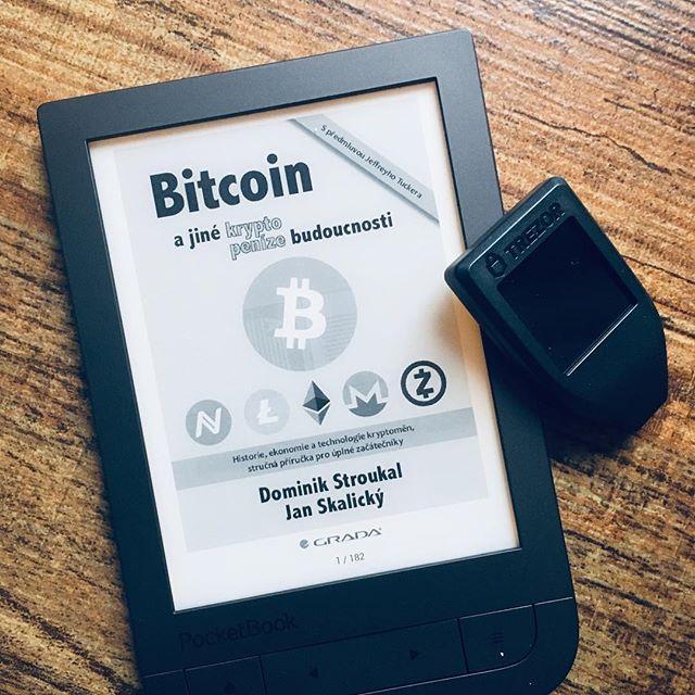 TIP! Vynikající e-book Bitcoin a jiné kryptopeníze budoucnosti je nyní ve slevě -41 % za 115 Kč! Ideální dárek, který může změnit život. Link v našem profilu. #bitcoin #kryptomeny #btc #svoboda #finance #revoluce #fintech #litecoin #monero #bitcoinvpraxi #kryptovpraxi