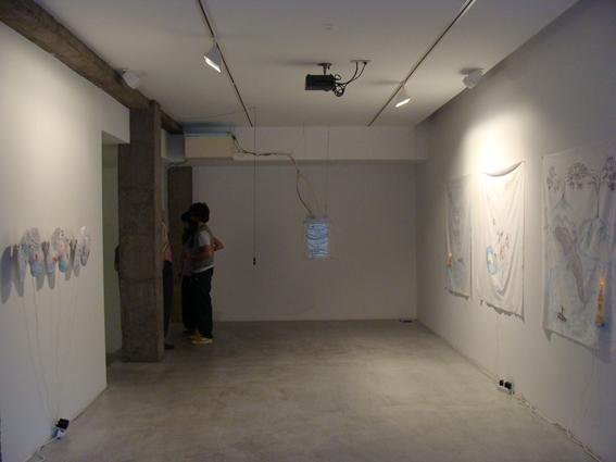 At Galeria Adora Calvo