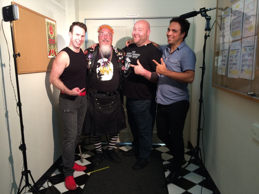After our interview with Rocky Horror NW staple, Steven Smith, during the NW Rocky Horror Palooza in Tacoma, WA
