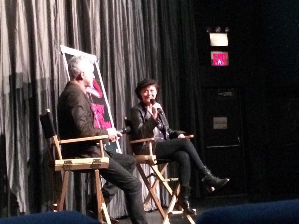 Larry and Shawn went to see a The Rocky Horror Picture Show at the Tribeca Theater in NYC with Q&A with Baz Luhrmann and Susan Sarandon