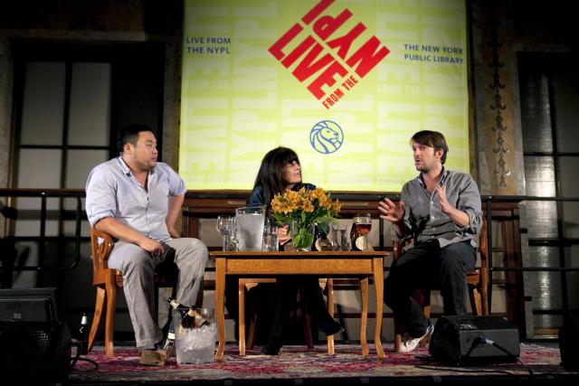 David Chang + Ruth Reichl + Rene Redzepi
