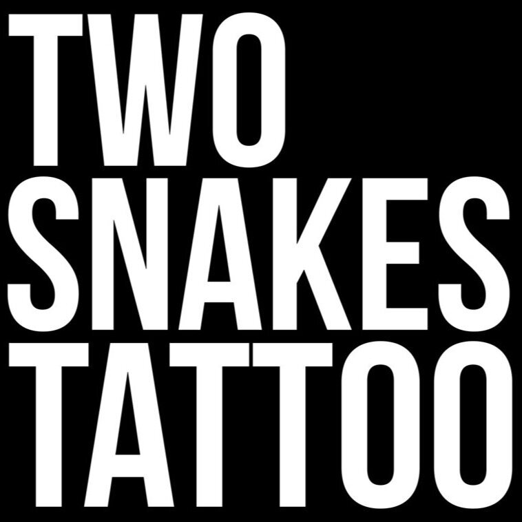 TWO SNAKES TATTOO