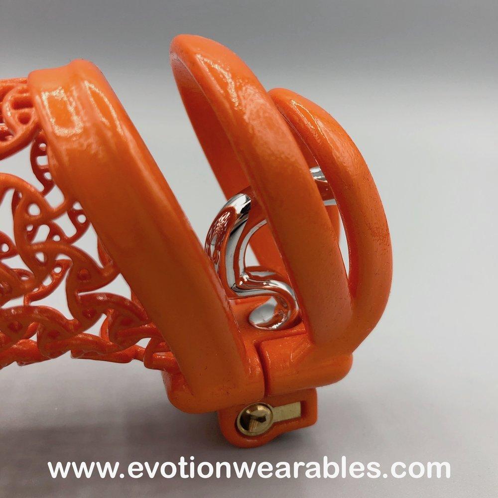 Orange Bijou with foreskin mod.JPG