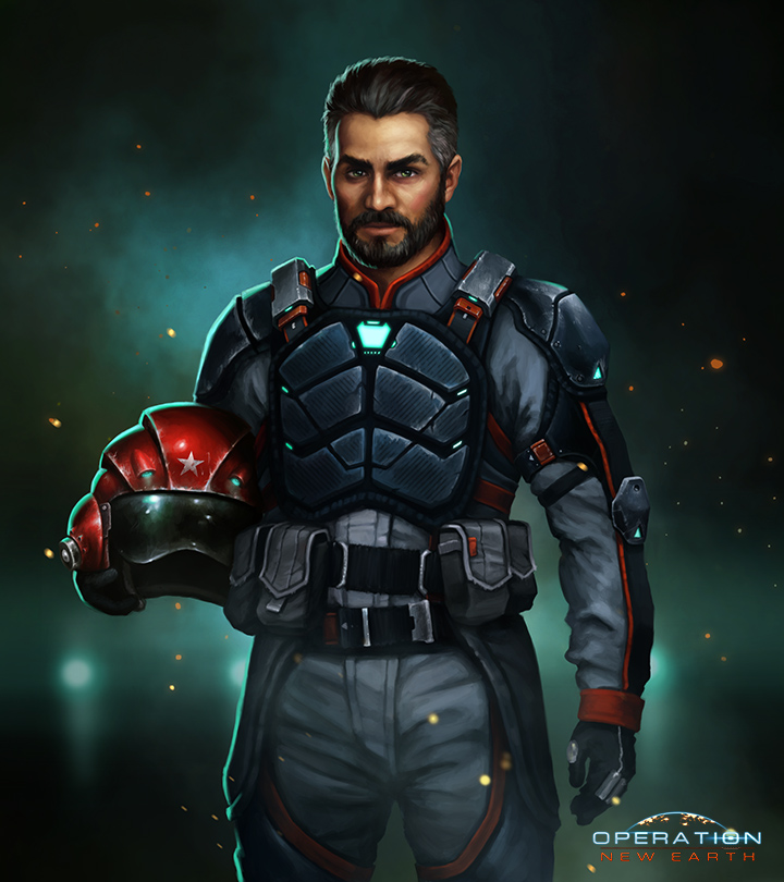Operation New Earth - Hero Pilot