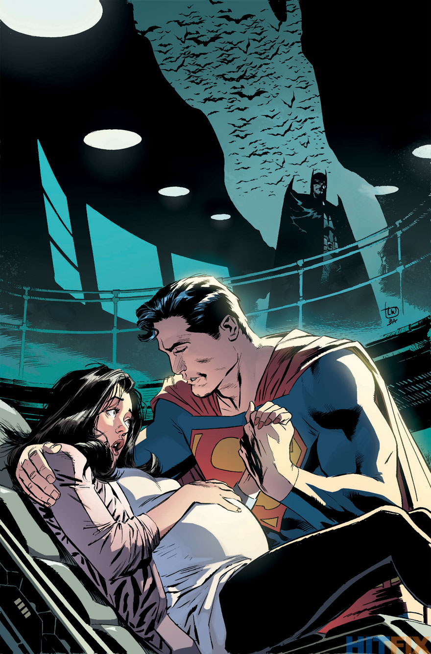 Superman Convergence 1 & 2