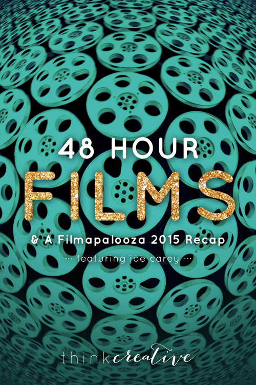 48 Hour Films & a Filmapalooza 2015 Recap  |  Think Creative