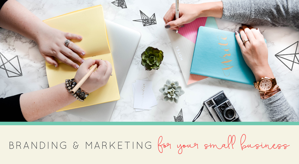 Branding & Marketing For Your Small Business  |  Think Creative Collective