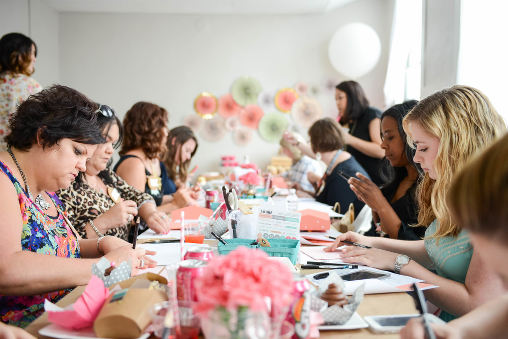 The Crafter's Bash  |  Event Photography |  Think Creative Collective