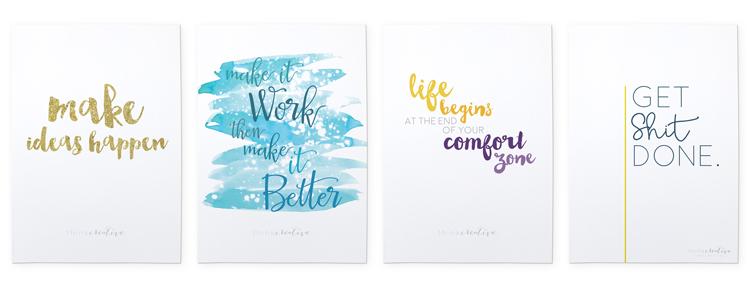8x10 Inspirational Printables