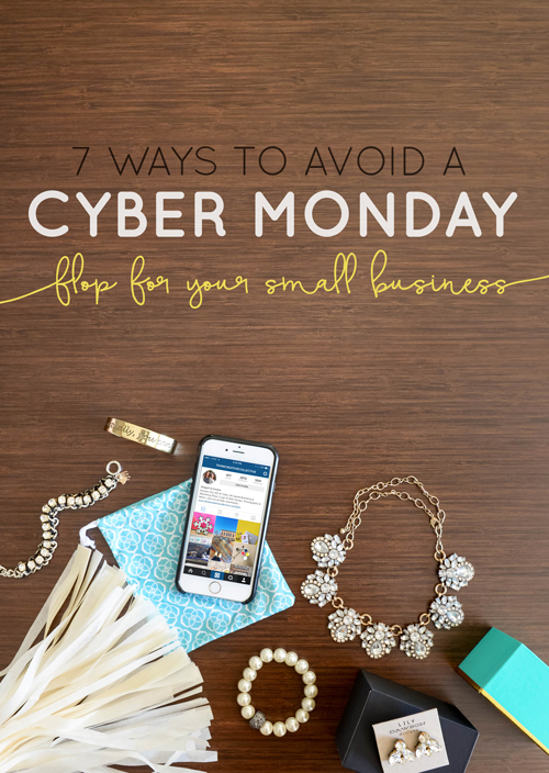 "If you've been pondering a ""flash sale"" or hoping for a big end of the year boost for your online business there is no better time than Cyber Monday. Here's how to avoid a big flop for your online business 