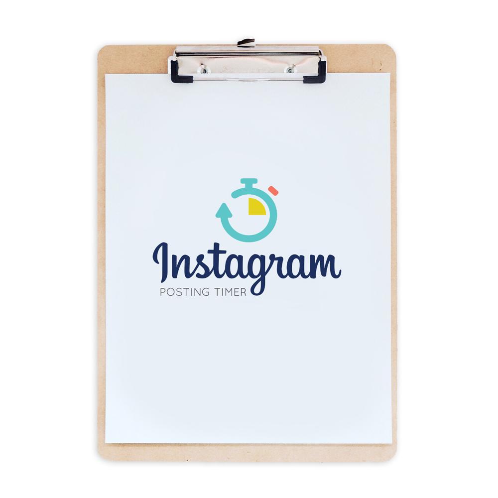 Instagram Posting Timer