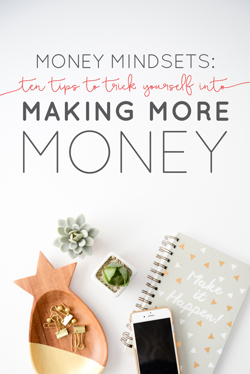 What if, instead of spending every waking hour of every day with your nose to the grindstone, you could instead trick yourself into making more money? Spoiler: you can! | Think Creative Collective