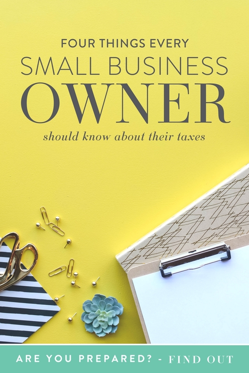 Owning a small business is challenging on so many levels, but taxes seem to be a big stressor on the minds of most creatives. While talking taxes is never glamorous, getting to know the basics of tax can save you time and money down the road. Here is a small list of the things you should consider when you're thinking about your taxes.  |  Think Creative Collective