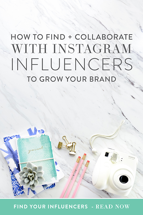 Instagrammers. Influencers. Tastemakers. These are a lot of the buzzwords that have been circling the marketing realm in the past few years. It may seem super daunting and corporate but influencer marketing is something that can be scaled back to work for your small business. But how?  |  Think Creative Collective