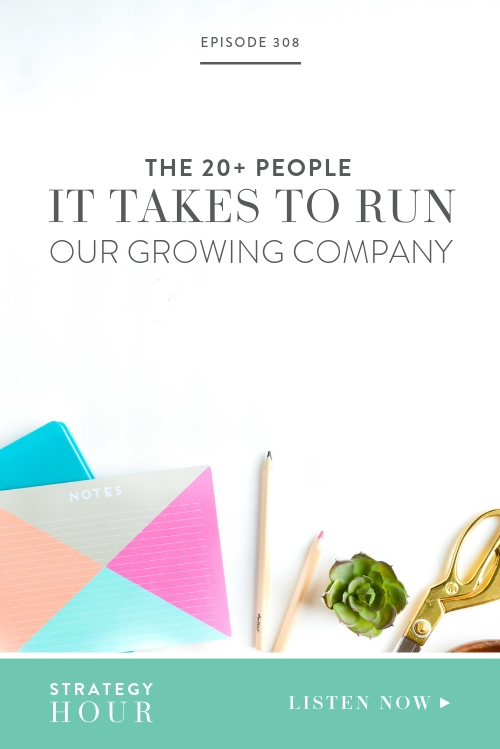 Welcome back to another episode of your favorite podcast! Today we are answering your requests to break down the various roles we currently have at our company. So, just for all of you, we will be unpacking the size and impact of each of these in our beautiful little biz! We have been taking on new people and restructuring lately so what better time than now to do this exploration.     The Strategy Hour     Boss Project