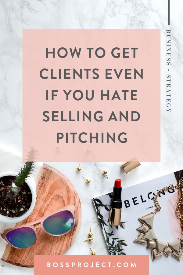 Before you can even begin to serve you need to know the exact role your service plays in your client's life. Most people sell their service like a product. When in reality it needs to be sold as a result.  |  BossProject.com