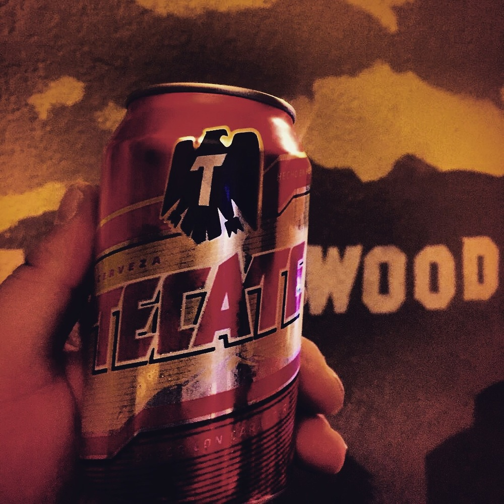 #tecatewood   Photo cred: Max Sequeira
