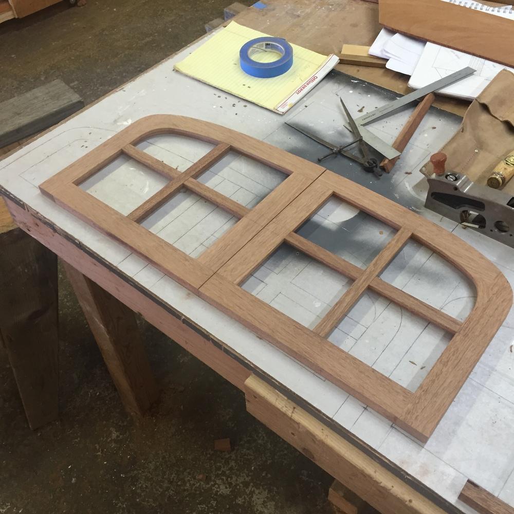 arch top doors
