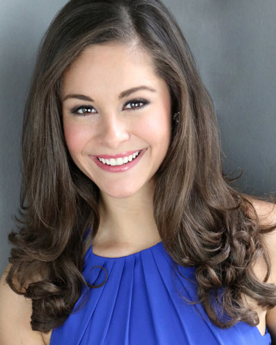 Special Guest past late night guest & friend former Miss New York Jamie Lynn Macchia Co-hosting