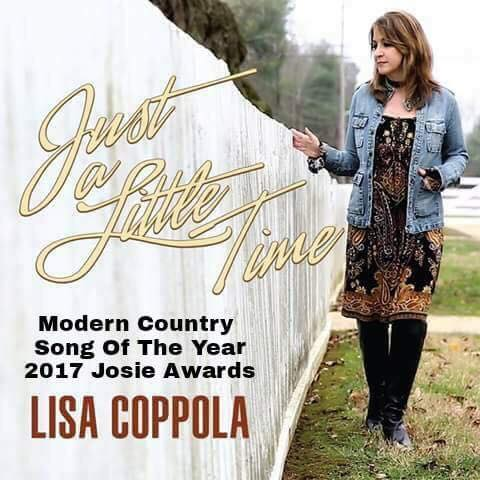 October 11, 2017 Former co-host for the Late Night With Johnny P Show Country Singer & Song writer Lisa Coppola will be co-hosting part of the show & performing her new award winning songs.