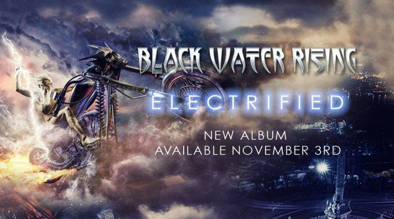 "December 7, 2017 performing live ""Black Water Rising"""