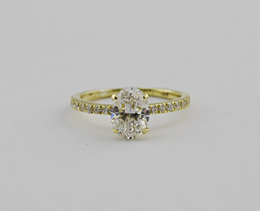 Engagement Rings Witz Jewelry Design