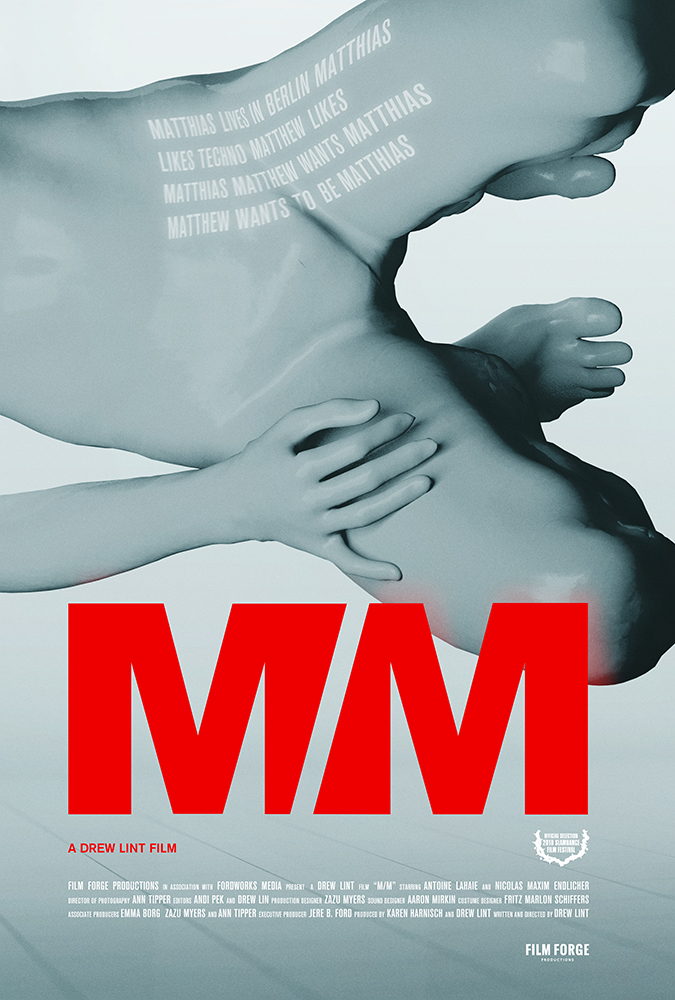Variety releases the trailer for Drew Lint's M/M