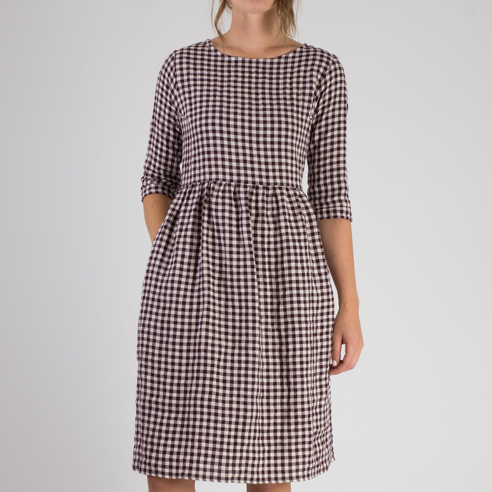 number o1 | the linen dress