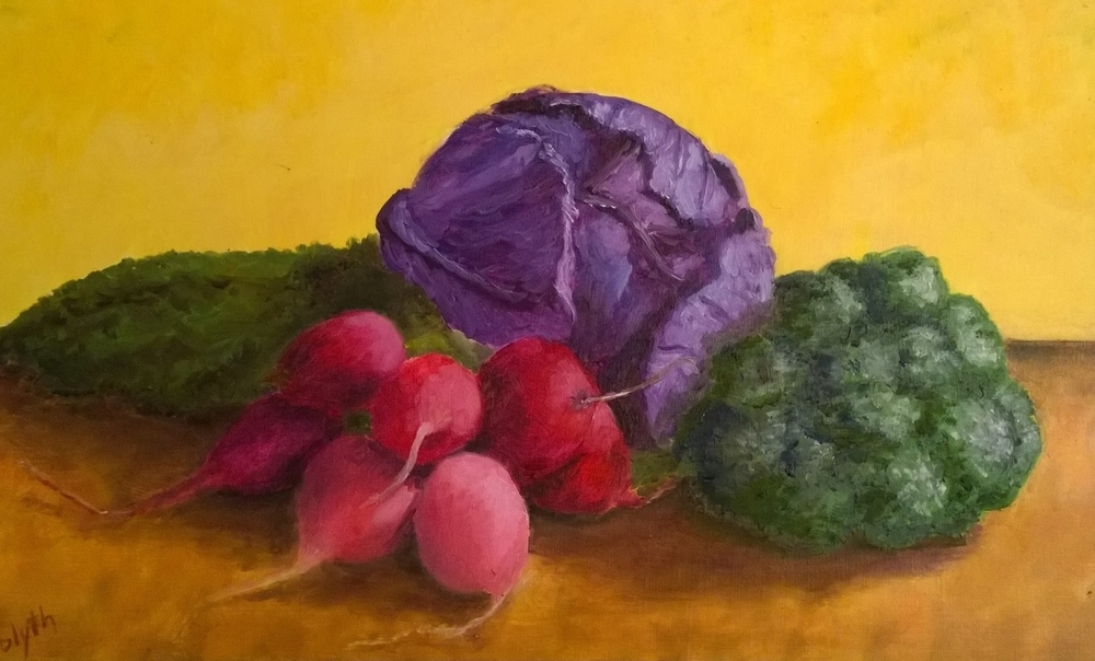 Red Cabbage and others