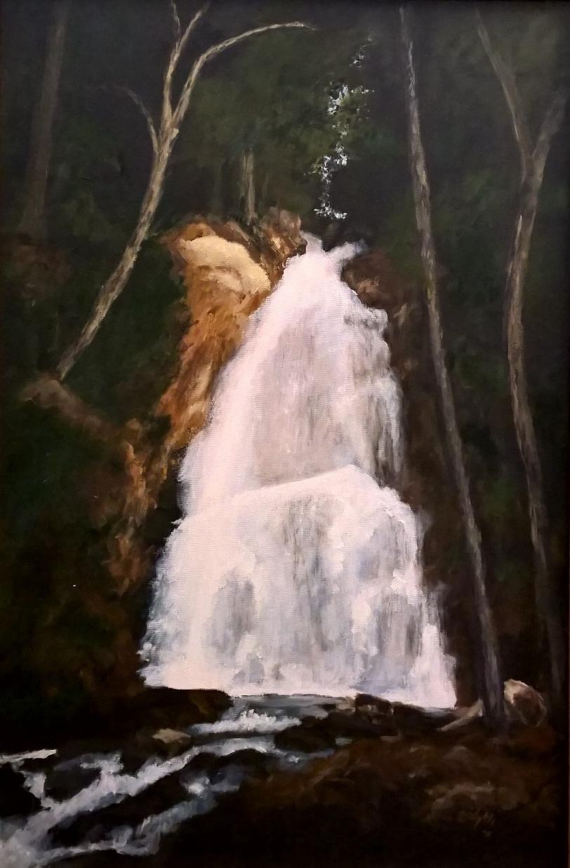 Waterfall, Vermont