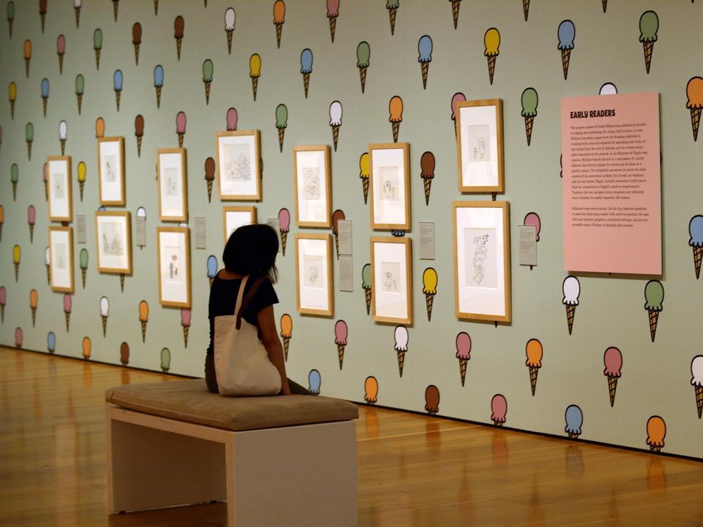 Mo Willems exhibit