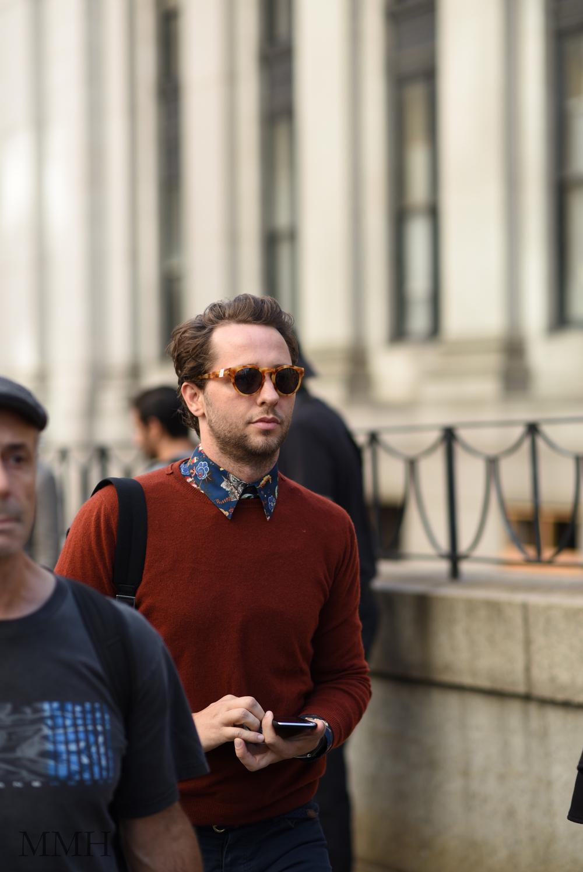 Derek Blasberg, Editor-at-large for Harper's Bazaar