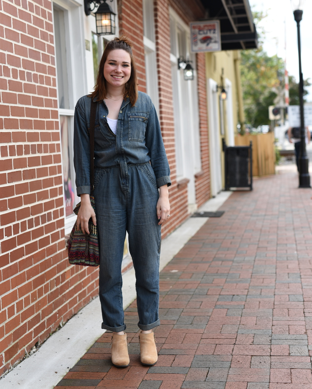 """Lost in Time"" jumpsuit from Free People"