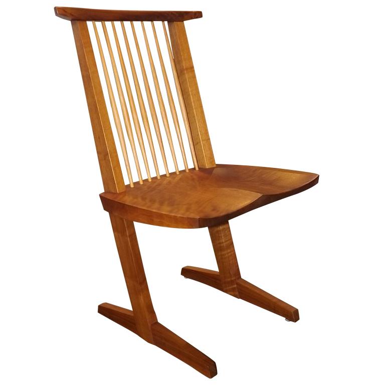 "George Nakashima  ""Conoid"" Chair $8,500"